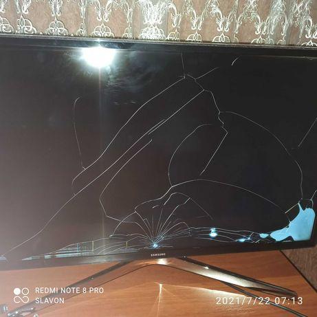 Телевізор (биток на запчастини)