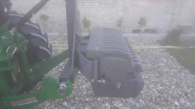 Obciążnik , balast na TUZ John deere Kubota Case