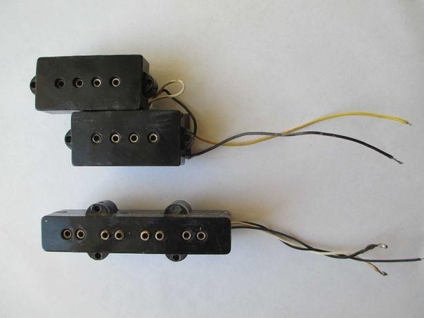 Продаю/Меняю P/J Сэт Басовых  звучков Ibanez Roadstar RB 650 Japan .