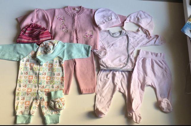 Набор вещей для Новорожденной