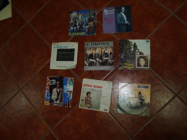 Discos vinil antigos - vários artistas