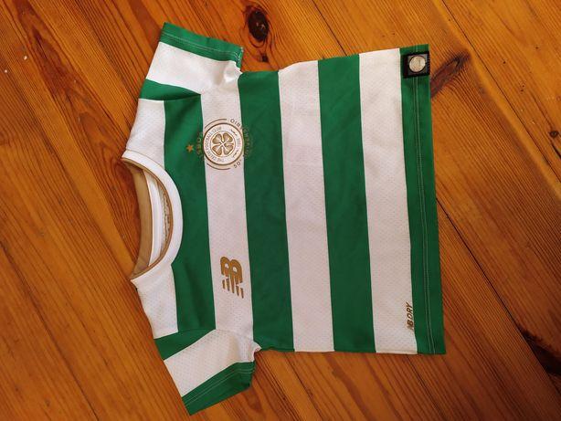 Oryginalna koszulka New Balance Celtic Glasgow / 80cm