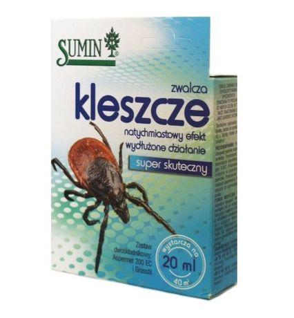 Tickout Set(Aspermet+Grassfil) skuteczny preparat na komary i kleszcze