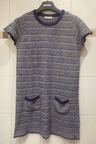 Tunika/Sukienka sweterkowa Cool Club, r. 164