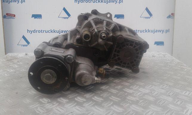 Przystawka Scania GRS nowy typ podwójna brak trybu pod hydraulikę