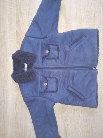 Kożuszek kurtka zimowa