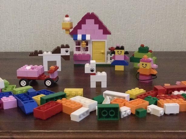 Конструктор LEGO 232 детали оригинал 4+