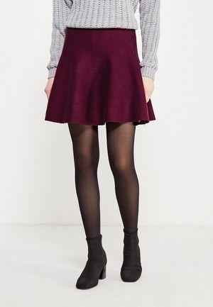 Новая женская бордовая юбка 44-46 р Forever 21 (обмен)