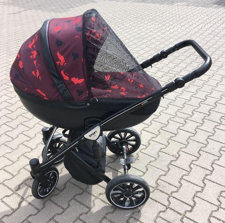 Wózek Anex Sport gondola + spacerówka