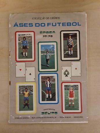 Cadernetas Futebol - Várias