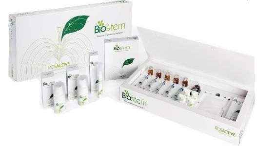 Biostem - Kit facial Profissional da Rosactive (Itália)