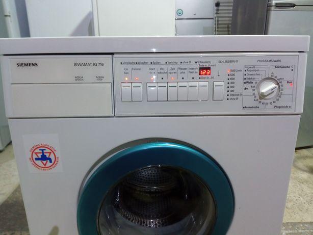 Уникальная стиральная машинка из Германии