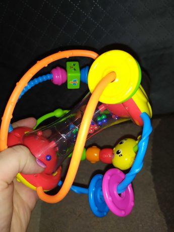 Kulka do zabawy dla dziecka