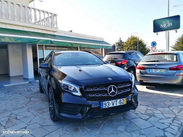 Mercedes-Benz GLA 200 d AMG Line Aut.