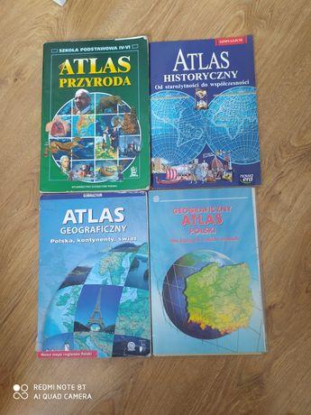 Atlasy różne