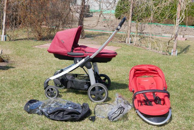 MAXI COSI Elea spacerówka + gondola + akcesoria Wózek dla dziecka