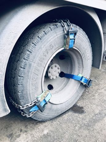 цепи браслеты противоскольжения грузовые (усиленные)