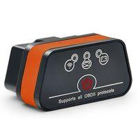 VGate iCar2 Bluetooth/Wi-Fi v1.5+ VAG com ELM327 обд2 2020г. ОРИГИНАЛ!