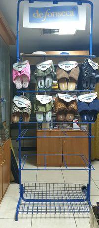 Торговое оборудование, стойка для обуви