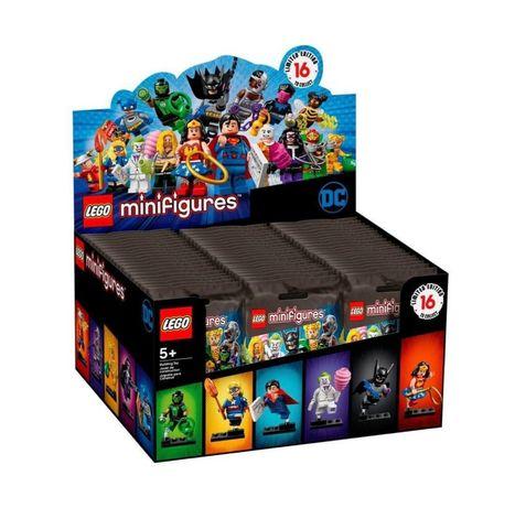 Лего Минифигурки, Lego Minifigures, DC