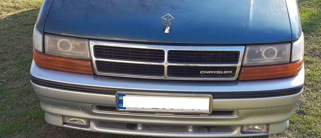 Фари Chrysler voyager лінзовані 91-95 рік