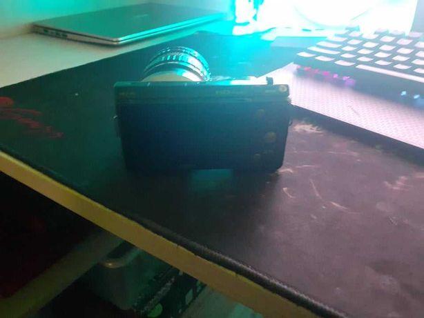Aparat Sony nexe 5n z obiektywem m42