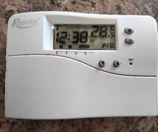 Новый программируемый термостат ТР08
