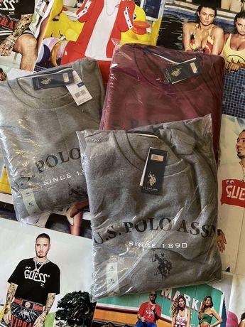 Свитшот,кофта U.S. Polo ASSN.,Tommy,Calvin