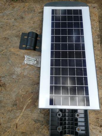 Акция! Светильник уличный на солнечных батареях