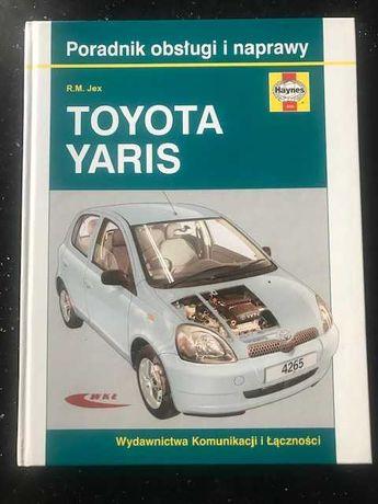 Książka Toyota Yaris