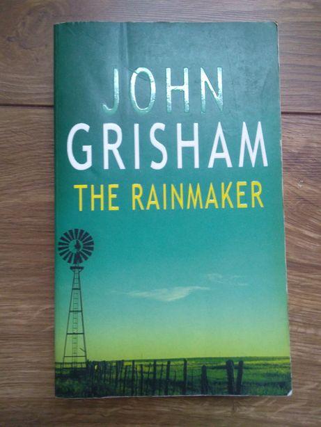 John Grisham. The Rainmaker. Anglojęzyczna.