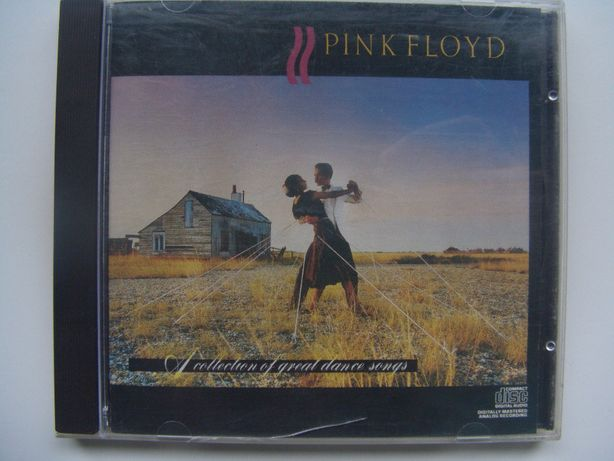 CD Pink Floyd : a collection of great dance songs
