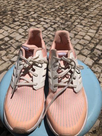 Ténis Adidas rapidaRUN n38 2/3