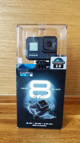 GoPro Hero 8 Black , stan bardzo dobry