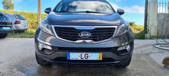 Kia Sportage 1.7 SLS