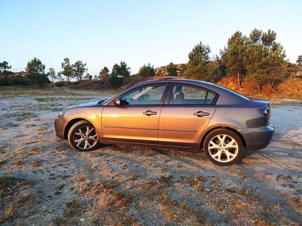Mazda 3 1.6 mz CD sport diesel  110cv com extras