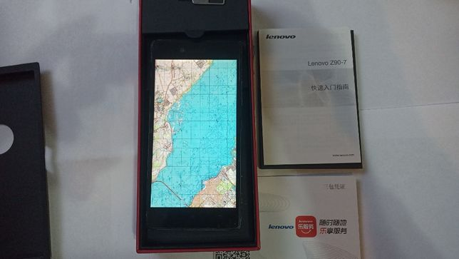 "Lenovo Vibe Z90-7 5,5"" дюйма 3/32 Гб памяти"