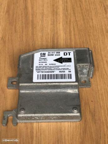 Centralina de Airbag Opel Combo 1.7 DTI de 99 a 03