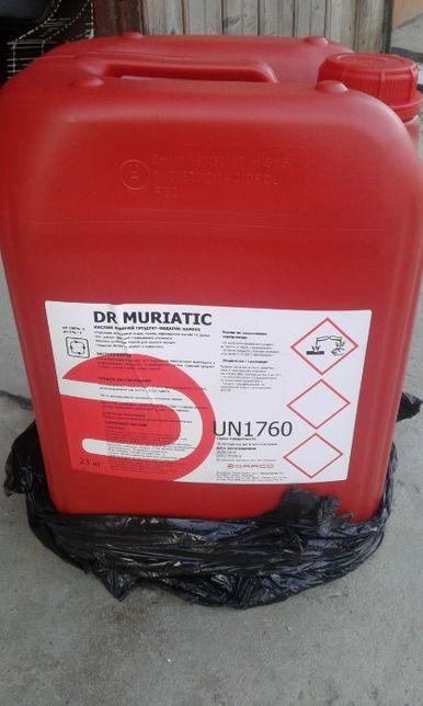 Кислий мийний продукт DR MURIATIC