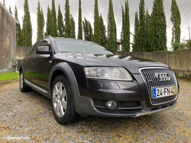 Audi A6 Allroad 2.7 TDi V6