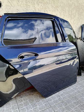 Bmw serie 5 g30 G31, parachoques pack M óptica, farol, porta