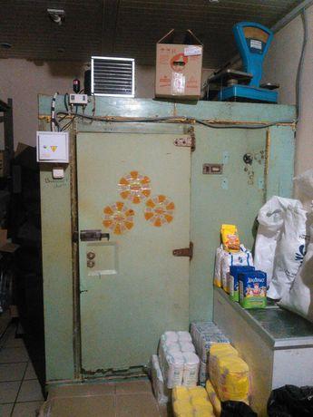 Холодильная камера 7 куб(220v)