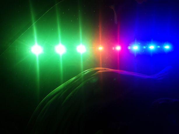 Лампа аквариумная трёхцветная