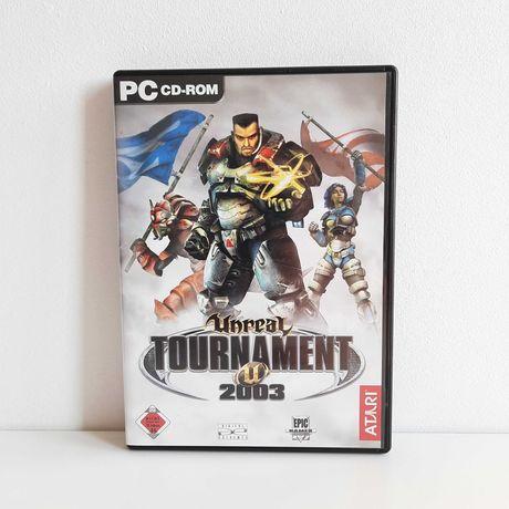 Gra Unreal Tournament 2003 na PC