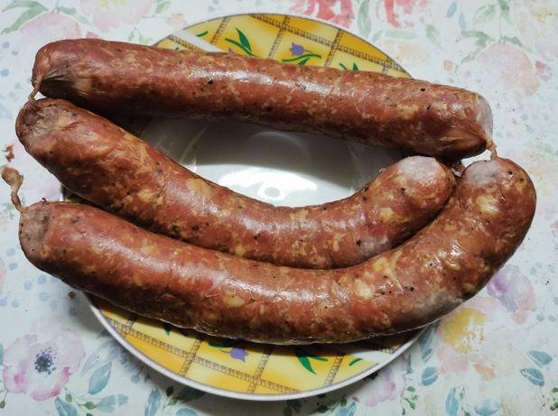 Jelita wieprzowe, kiełbaśnice, osłonki na kiełbasę, kaszankę