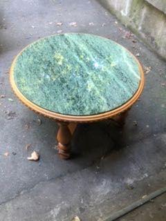 Ława stołowa kamienna