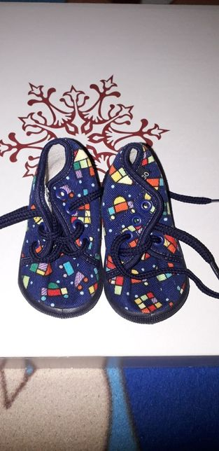 Buty buciki dziecięce chłopiec