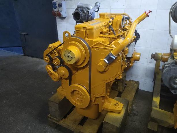 Silnik Cummins QSC 8,3 - spycharka HSW typu TD-15M