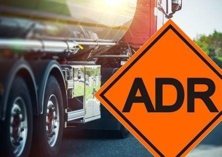 Обучение по перевозке опасных грузов, ADR