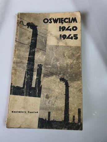 Oświęcim 1940-45 Kazimierz Smoleń.